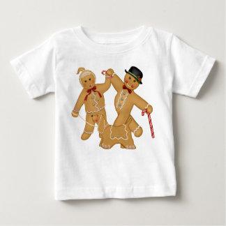 Gingerbread Trio Tshirts