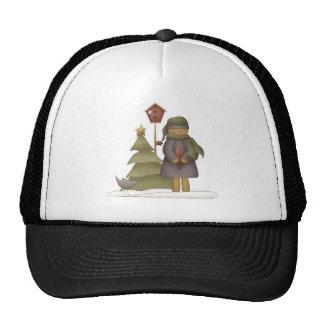 Gingerbread Winter Hat