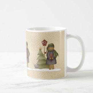 Gingerbread Winter Mugs