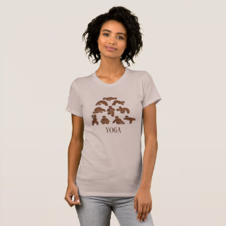 Gingerbread Yoga | T-Shirt