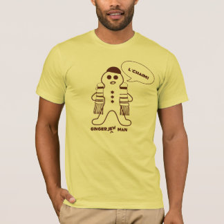 Gingerjew Man T-Shirt