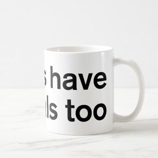 Gingers Have Souls Too Coffee Mug
