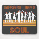 Gingers have Souls Train Mouse Mats