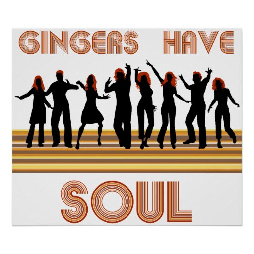 Gingers have Souls Train Posters
