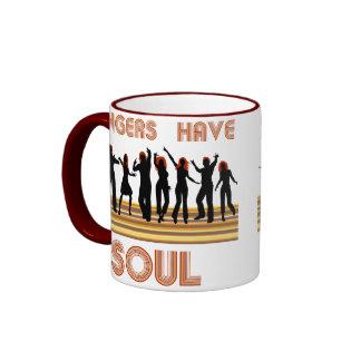 Gingers have Souls Train Ringer Mug