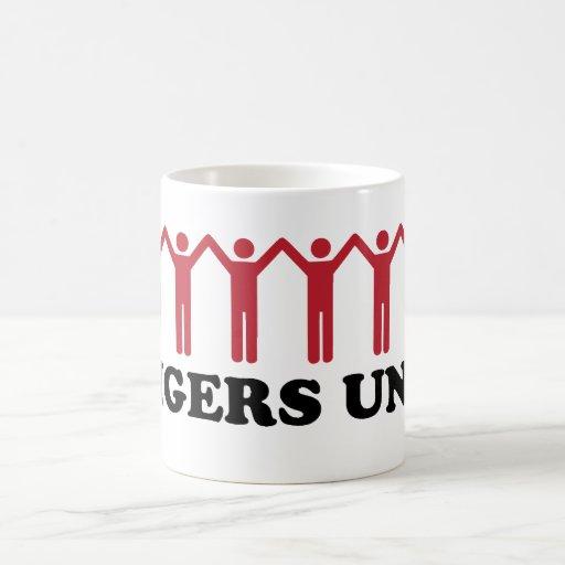 Gingers Unite Basic White Mug