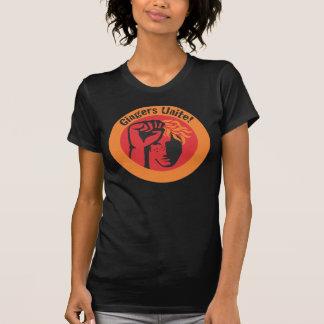 Ginger's Unite! T-Shirt