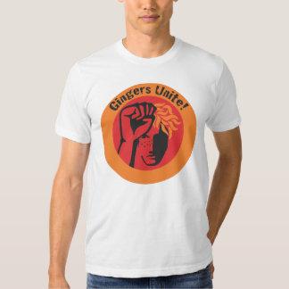 Gingers Unite! Tshirt