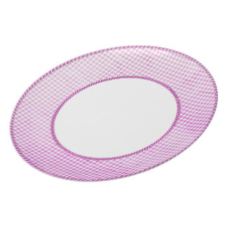 Gingham-Pink-Vintage-Rope-Detailing(c) Plate