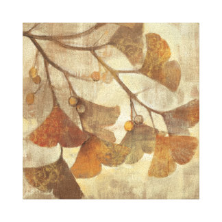 Gingko Canvas Print