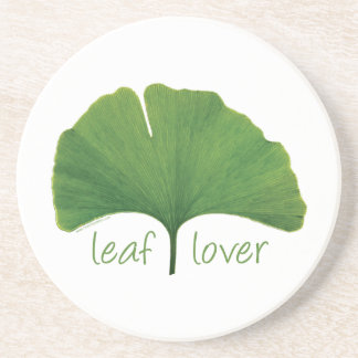 Gingko Leaf Coaster
