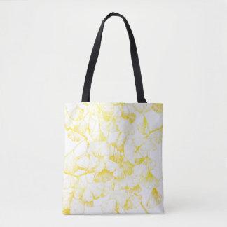 Ginkgo biloba Autumn Gold Tote Bag