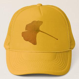 Ginkgo Biloba Leaf Hat