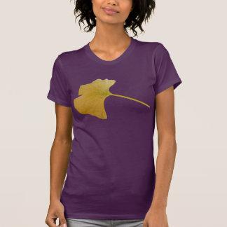 Ginkgo Biloba Leaf T-shirt