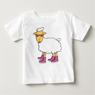 Ginny -she's a little sheepish baby T-Shirt