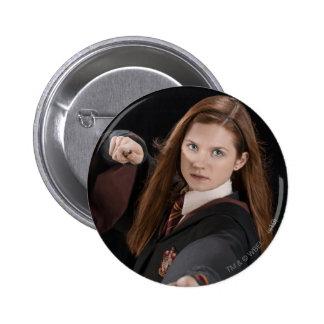 Ginny Weasley 6 Cm Round Badge
