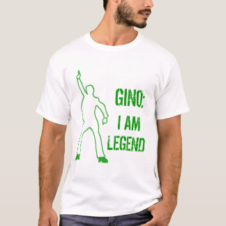 Gino: I AM LEGEND T-Shirt