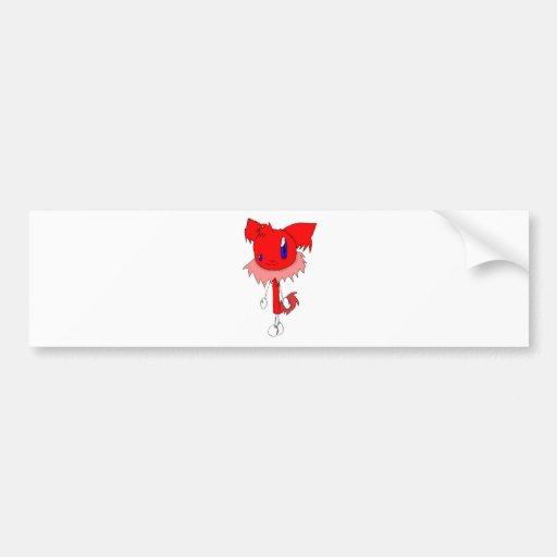 Giola Fantasy Bumper Sticker