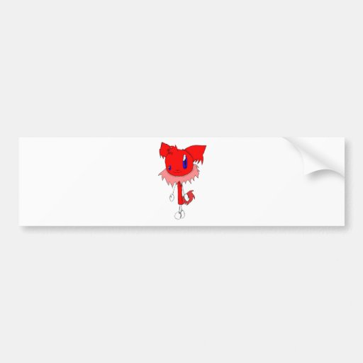 Giola Fantasy Character Bumper Stickers