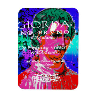Giordano Bruno Esoteric Occult Astrology Italian Magnet