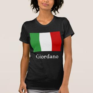 Giordano Italian Flag T-Shirt