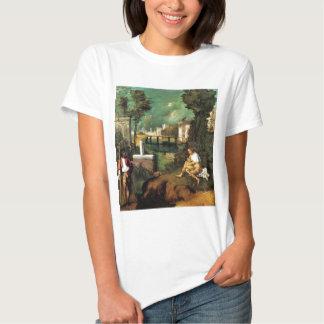 Giorgione The Tempest Shirts