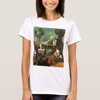 Giorgione The Tempest T-Shirt