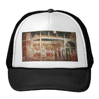 Giotto: Feast of Herod Trucker Hat