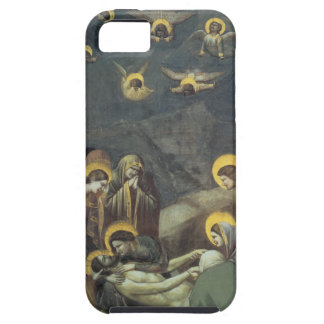 Giotto Lamentation Of Christ Tough iPhone 5 Case