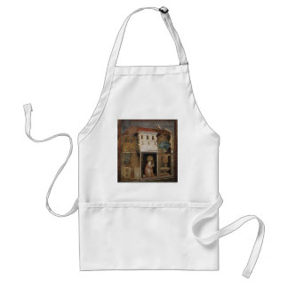 Giotto Miracle of the Crucifix Apron