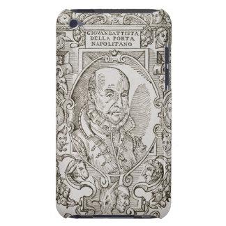 Giovanni Battista della Porta (1535-1615) from his iPod Touch Cases
