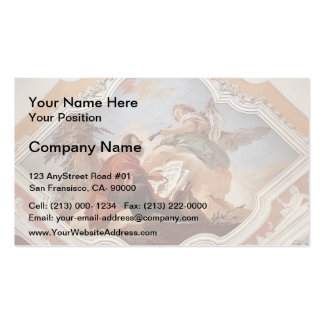 Giovanni Battista Tiepolo: The Prophet Isaiah Pack Of Standard Business Cards