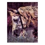 Giovanni Boldini - Head of a horse Postcards