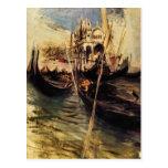 Giovanni Boldini - San Marco in Venice Post Cards