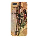 Giovanni Boldini - The Seine at Bougival iPhone 5 Cases