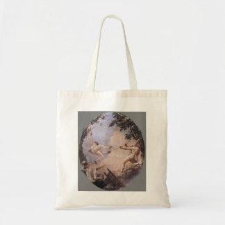 Giovanni Domenico Tiepolo:The Swing of Pulcinella Bag