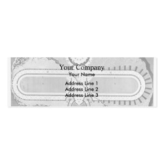 Giovanni Piranesi- Urn of marble in burial chamber Business Card Templates
