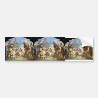 Giovanni Tiepolo: John the Baptist Preaching Bumper Sticker