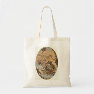 Giovanni Tiepolo Transportation of the Holy House Canvas Bag