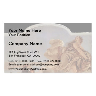 Giovanni Tiepolo:Venus's Farewell to Aeneas Pack Of Standard Business Cards