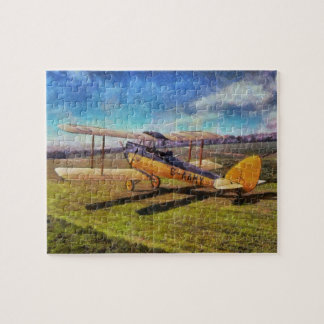 Gipsy Moth Jigsaw Puzzle