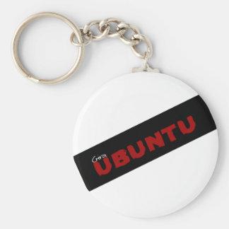 Gira Ubuntu African philosophy Key Chain