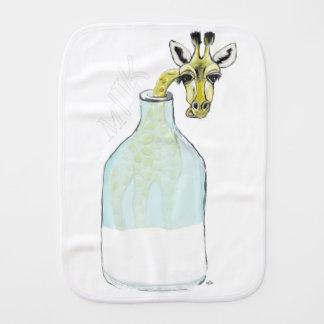 Giraf Milk Burp Cloth