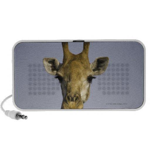 Giraffa Camelopardalis Travelling Speakers