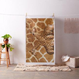 Giraffe 1A Image Options Custom Fabric