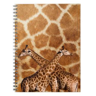 Giraffe 1A Notebook
