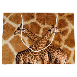 Giraffe 1A Options Large Gift Bag