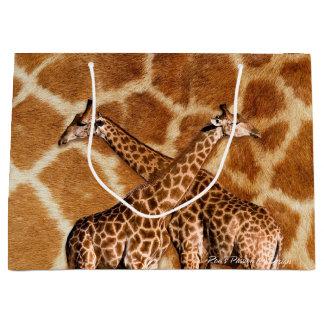 Giraffe 1A Options Large Gift Bag