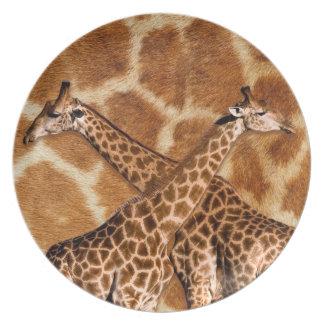 Giraffe 1A Plate
