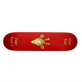 Giraffe 20.6 Cm Skateboard Deck
